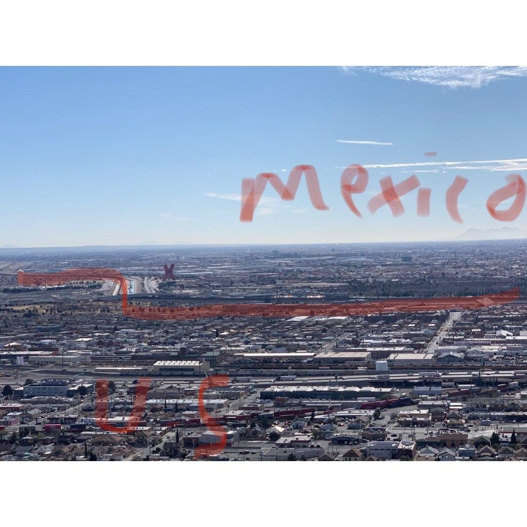 El Paso|美墨边境的一个城市