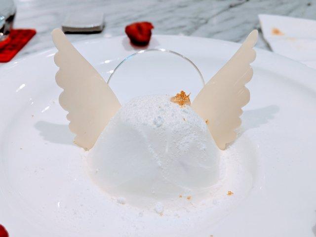 #Vegas甜品| 天使之翼奶酪慕斯甜品