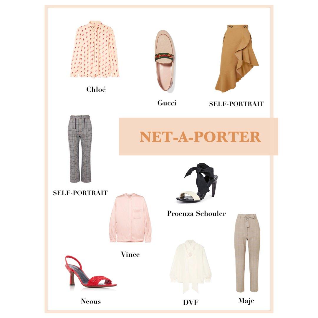 开箱   Net-A-Porter...