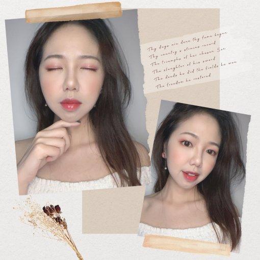 眼妆|近日眼妆分享 星河闪耀人鱼姬🧜♀️🌟