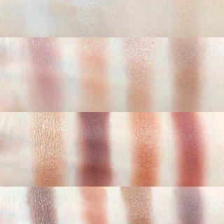 彩妆分享  新手友好·NYX16色眼影盘...
