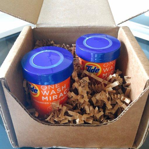微众测 洗衣神器👚🥼👕汰渍新款小橘罐🍊