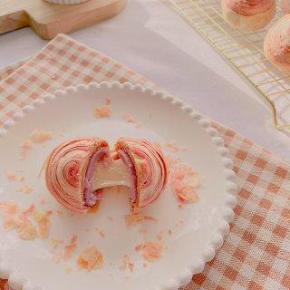 芋泥麻薯/肉松千层酥|芋头酥,好吃哭了...