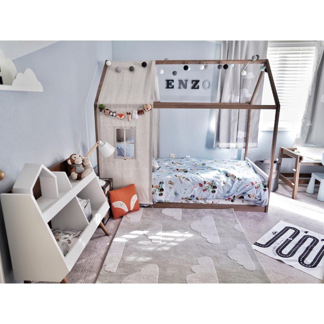 小男生的房間-兒童房佈置idea