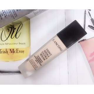 Lancôme 24小时持妆粉底液,Lancôme Teint idole ultra wear foundation