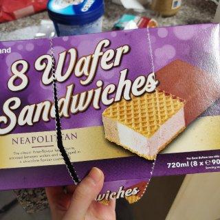 Iceland好次的冰淇淋...