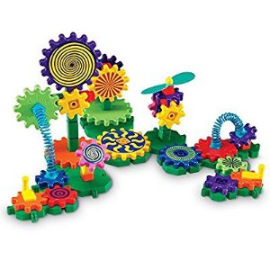 $17 Learning Resources Gears! Gears! Gears! Gizmos Building Set, 83 Pieces