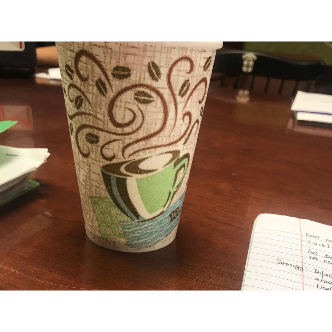 系里的咖啡