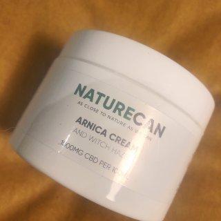 Naturecan使用体验:CBD护肤可...