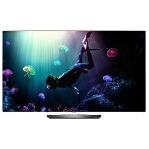 $999LG OLED55B6P 55-Inch 4K Ultra HD Smart OLED TV