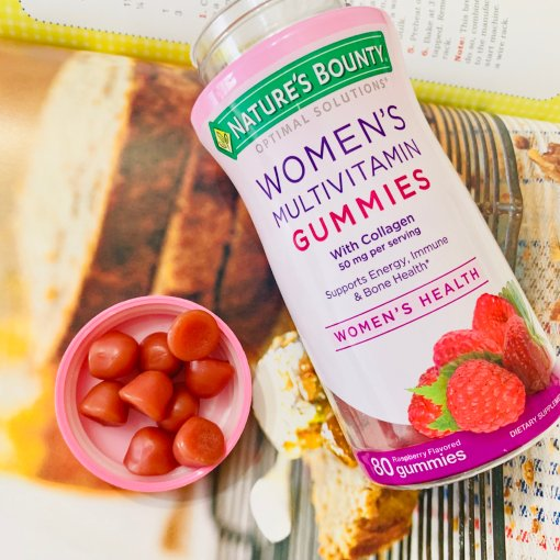 保养|Nature's Bounty女性复合维生素软糖