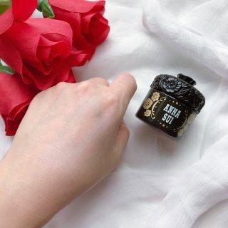 微众测|红玫瑰花雕的外表下——Anna Sui彩妆四件套