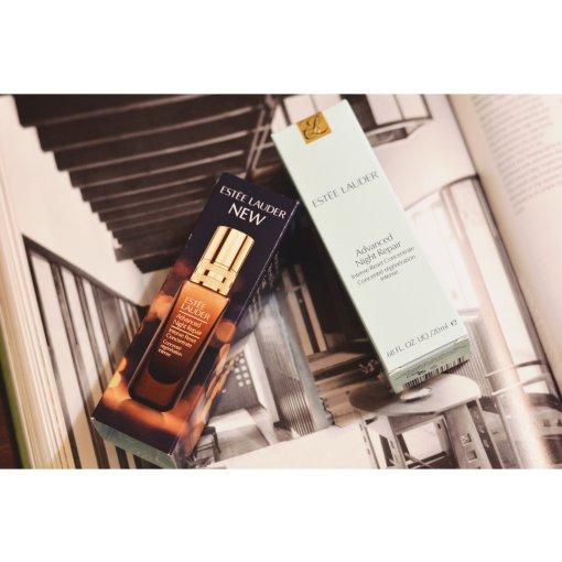 开箱记——雅诗兰黛新棕瓶
