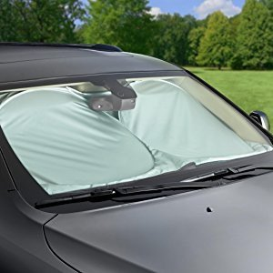 $3.68AmazonBasics Car Windshield Sun Shade