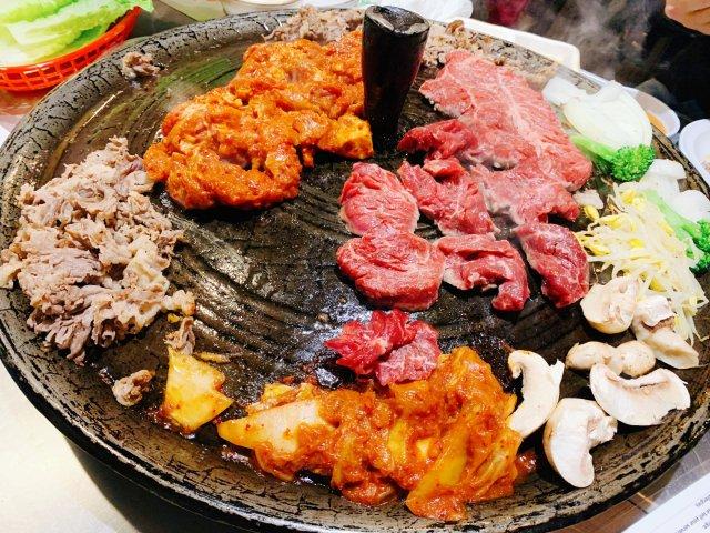 纽约美食🌟|肉食爱好者的天堂烤肉自助!