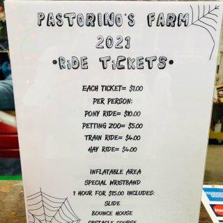 🎃万圣节破产系列之Pastorino's...
