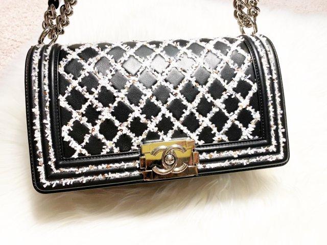 新包入荷| Chanel雪花❄️包