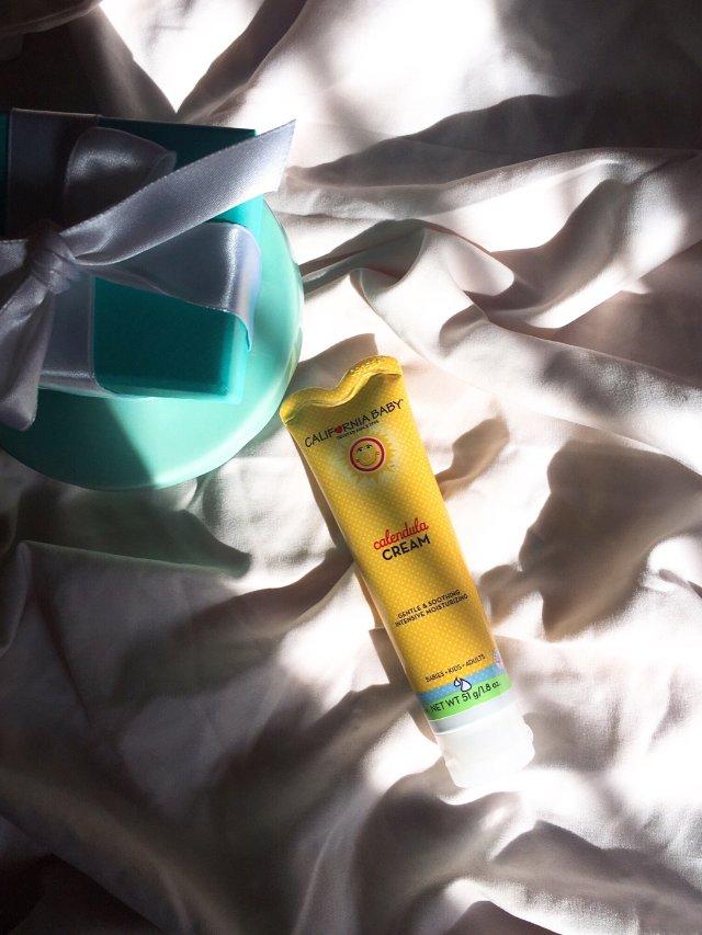 湿疹神器|加州宝宝金盏花面霜
