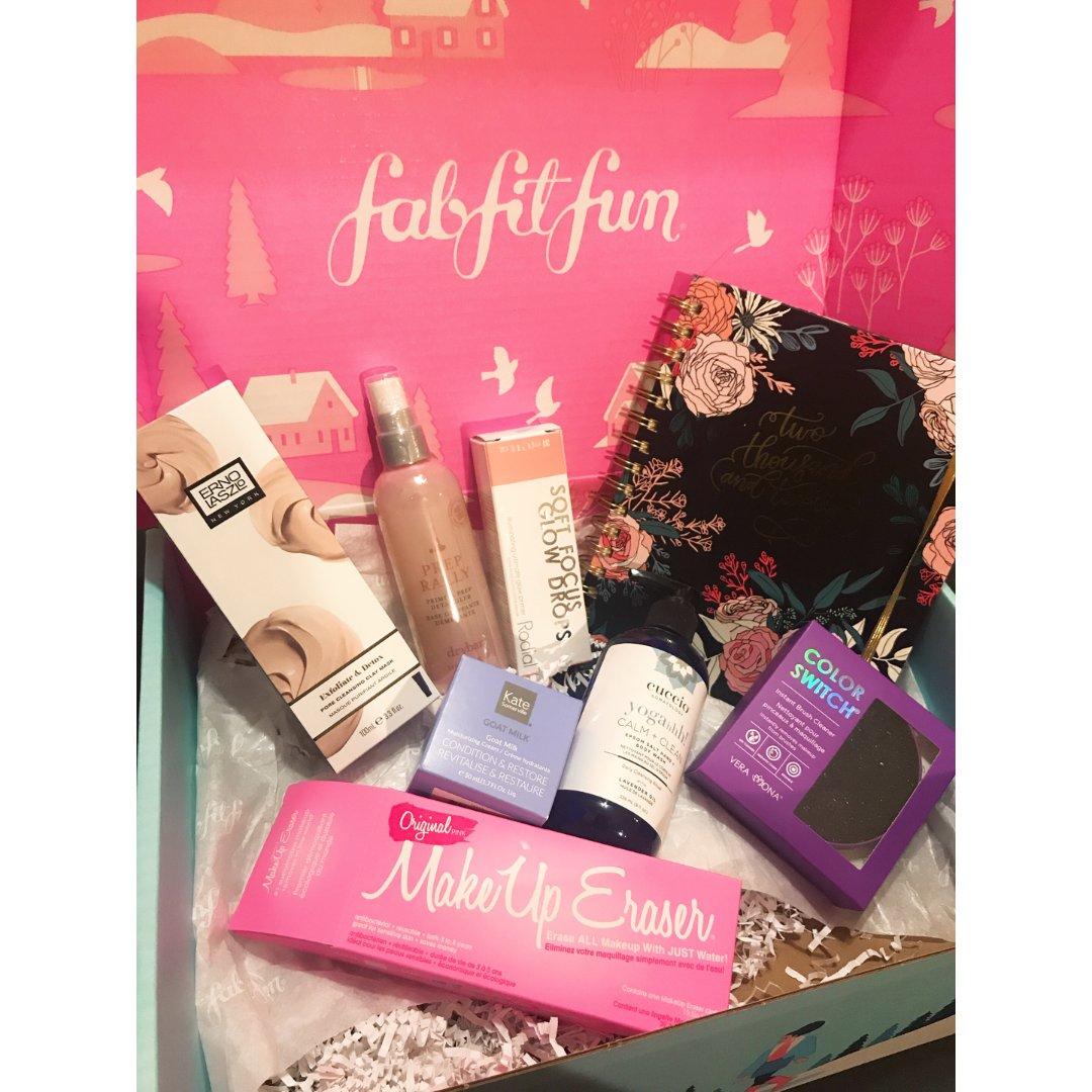 订阅盒 | Fabfitfun 2...