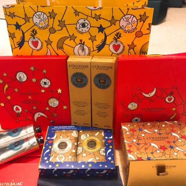 L'Occitane 圣诞购物买买买!