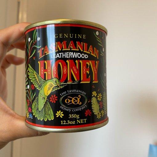 來自塔州的蜂蜜