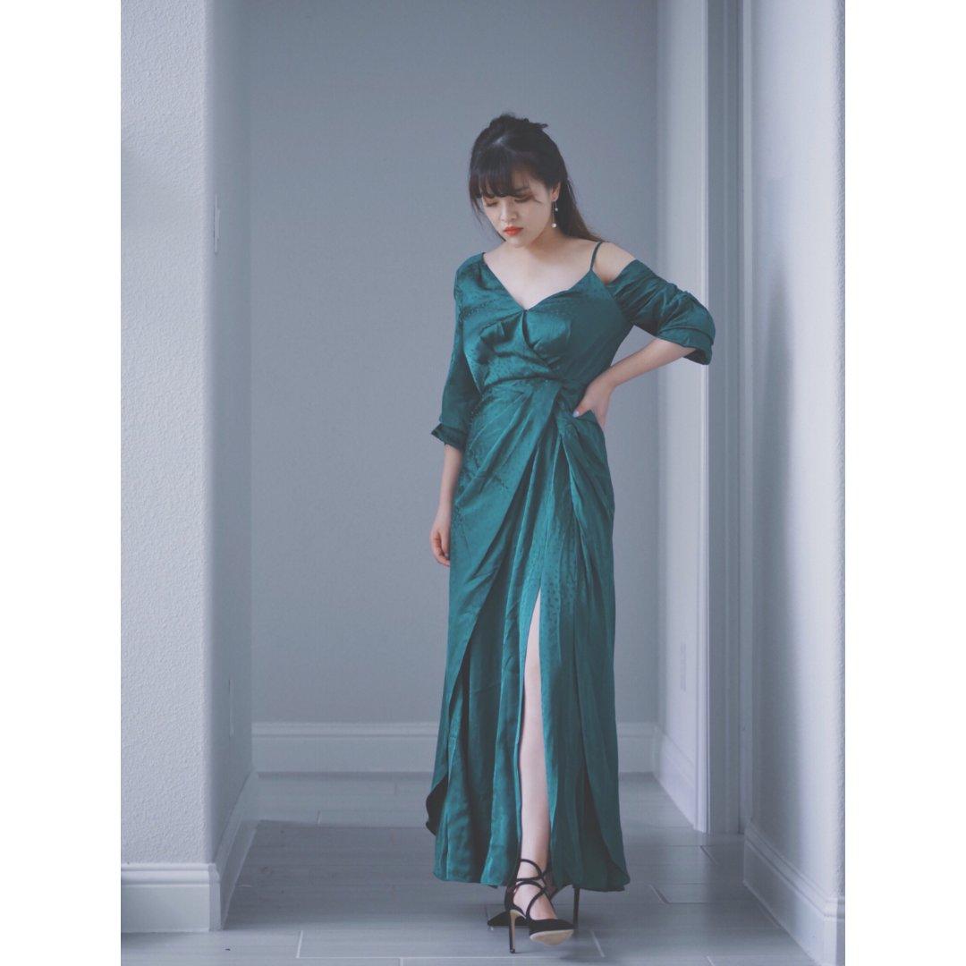 多长的裙子好看?长裙及地 我也想优雅