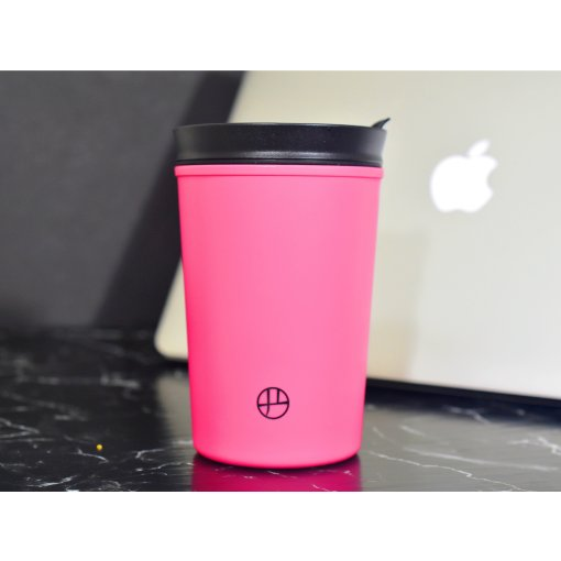 微众测|网易樱花粉随手杯,再烫的咖啡也不怕啦!🌸
