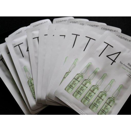 🍵绿茶🍵精华补水面膜,拯救秋冬换季干燥肌肤!