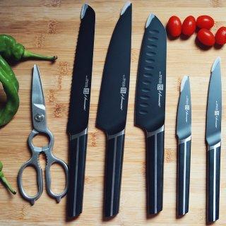 众测|Hanmaster红点系列刀具,感觉自己离大厨又近一步