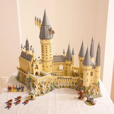哈利波特之 Hogwarts™城堡- 71043