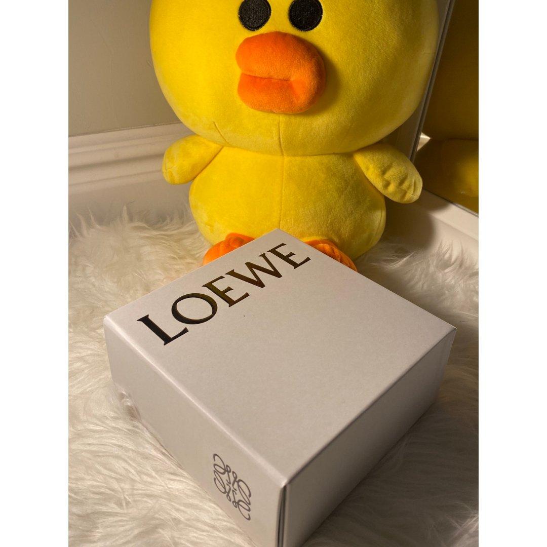 Loewe双面金扣皮带