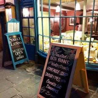 🇬🇧巴斯探店📍Sally Lunn's ...