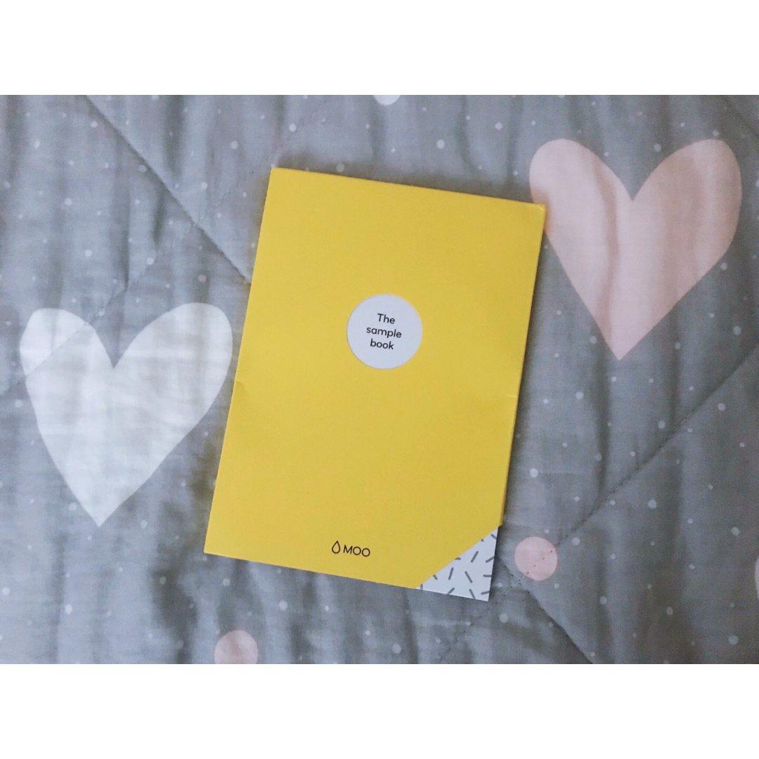【撸🐏】MOO Sample Book