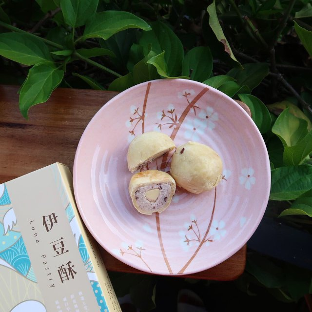   吃吃喝喝  古法新作伊豆酥-成...