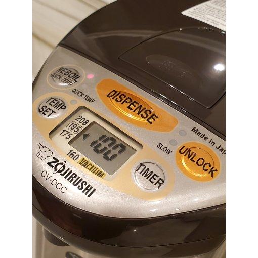 【Walmart买什么】Zojirushi 5L 热水壶