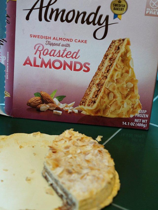 来自瑞典的杏仁蛋糕|IKEA好物分享