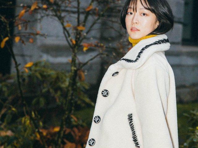 温暖的毛绒外套|310MOOD