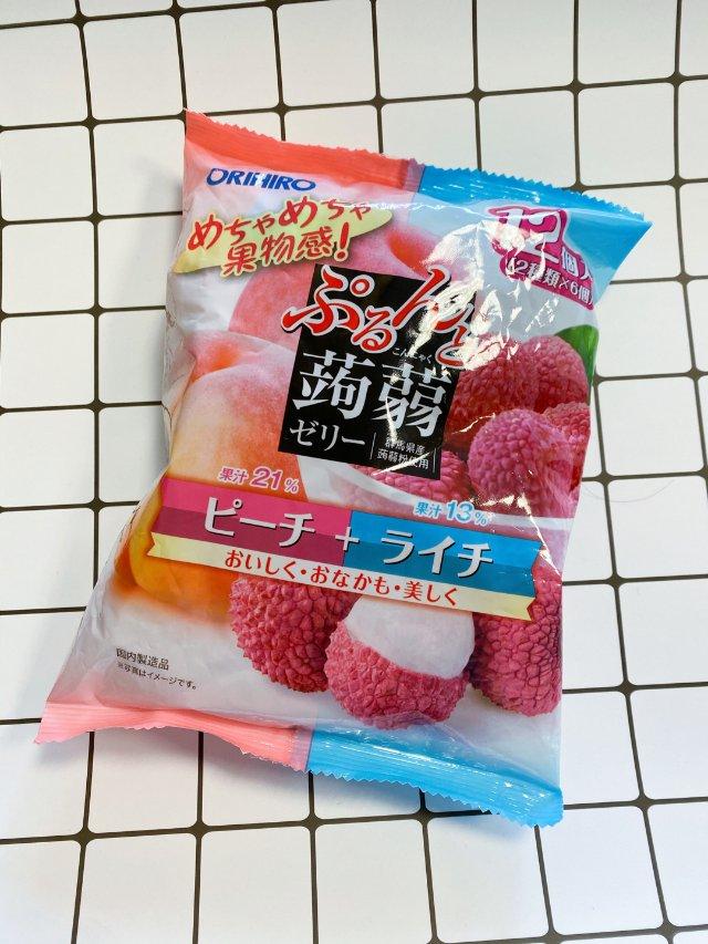 零食推荐丨ORIHIRO 蒟蒻果冻