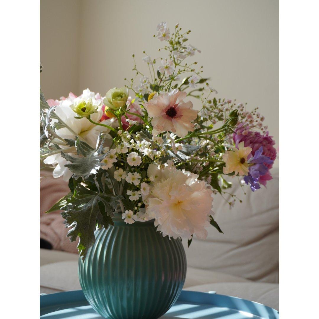 520的鲜花与阳光