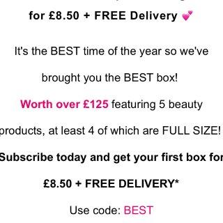 Glossybox盒子该买吗!!...