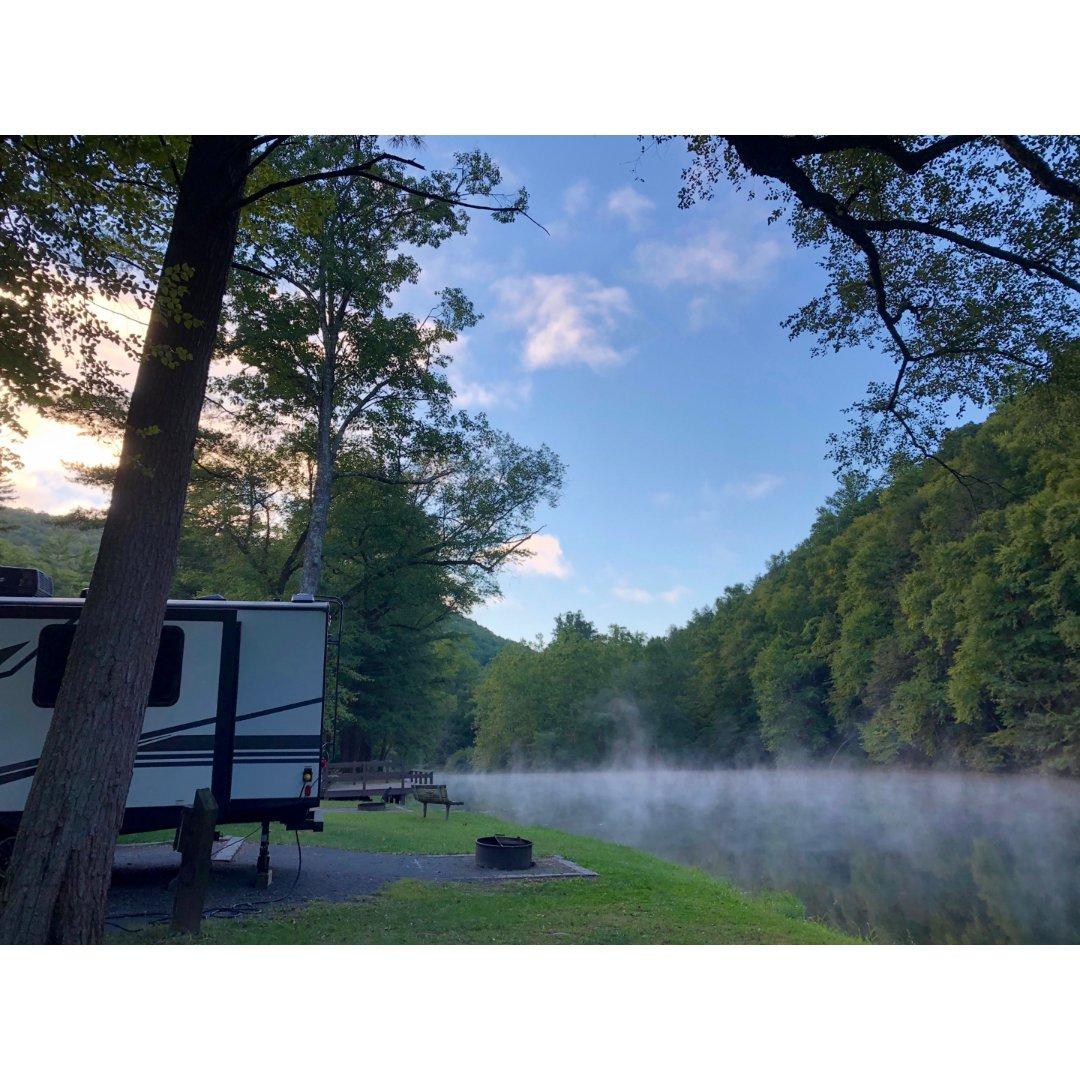 宾州周边露营 Kettle Creek ...