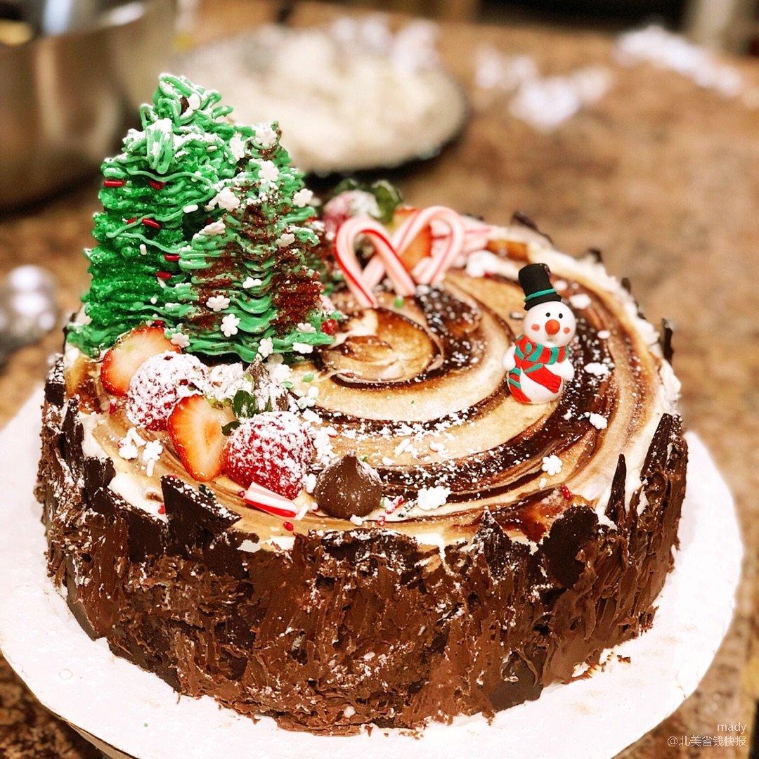 圣诞蛋糕系列2