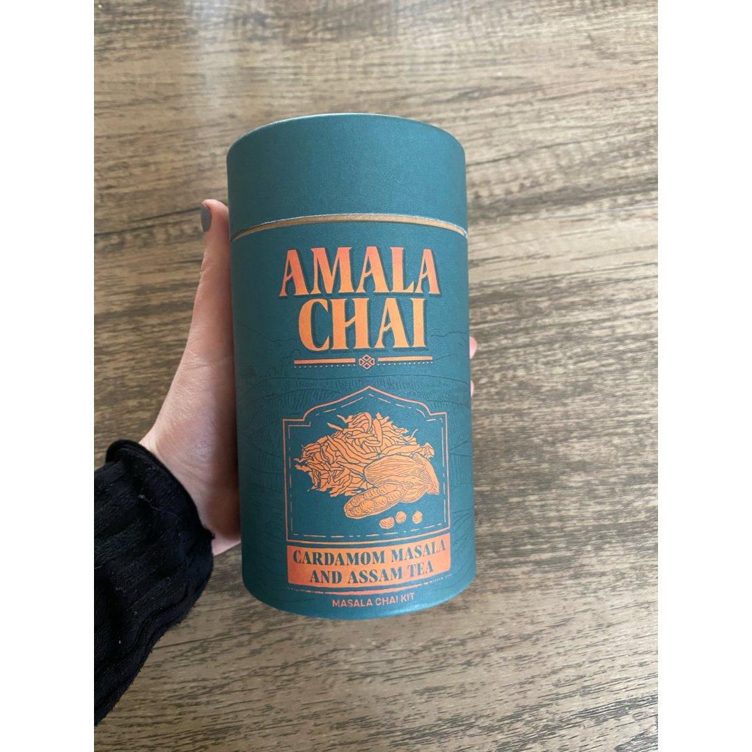 Amala Chai ☕️💗...
