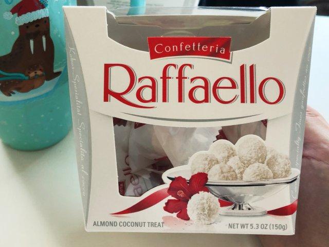 费列罗椰子巧克力超级爱