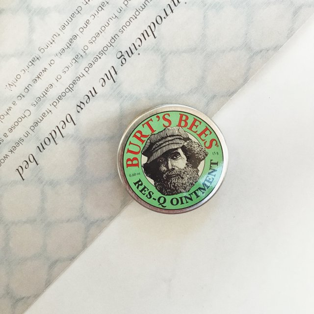💊居家旅行必备药膏:小蜜蜂🐝 紫草膏