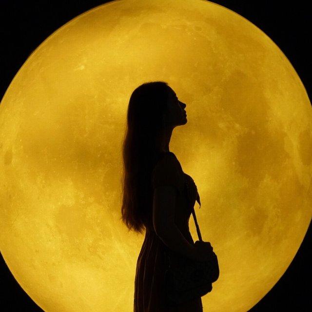 中秋快乐~🌙月是故乡明