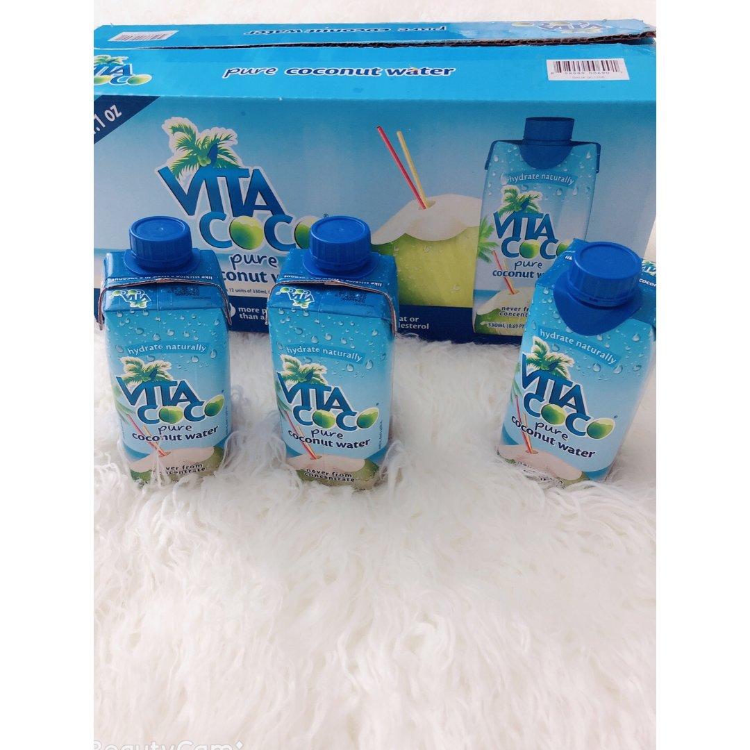 vita coconut water,椰汁水