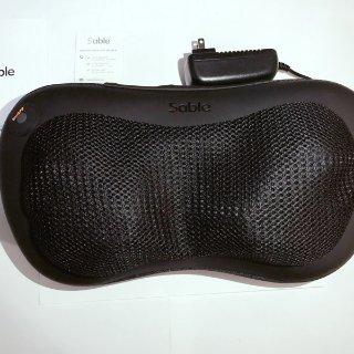 测评丨Sable多功能无线可加热按摩仪