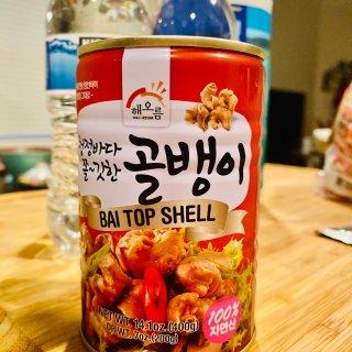 Hmart买什么·无限回购的螺肉罐头...