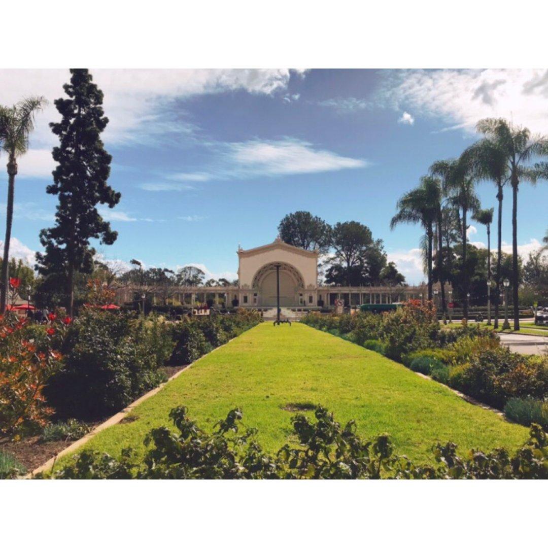 景点推荐·Balboa Park
